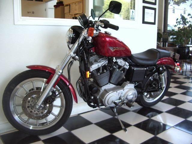 1999 Harley-Davidson SPORTS