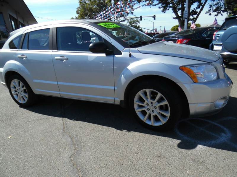 2011 DODGE CALIBER HEAT 4DR WAGON silver need financing we can help call now  call today  cal