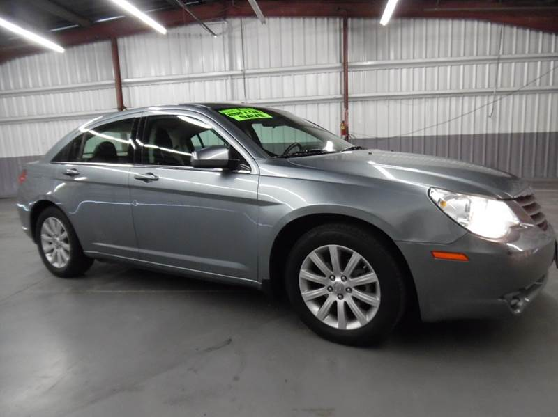 2010 CHRYSLER SEBRING LIMITED 4DR SEDAN gray need financing we can help call now  call today