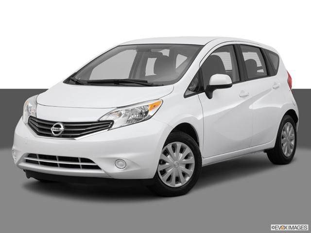 2015 NISSAN VERSA NOTE SV 4DR HATCHBACK white need financing we can help call now  call today