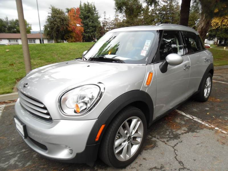 2013 MINI COUNTRYMAN COOPER 4DR CROSSOVER light grey need financing we can help call now  call