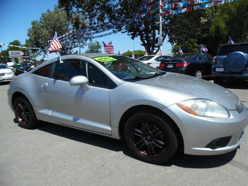 2009 MITSUBISHI ECLIPSE GS 2DR HATCHBACK silver need financing we can help call now  call toda