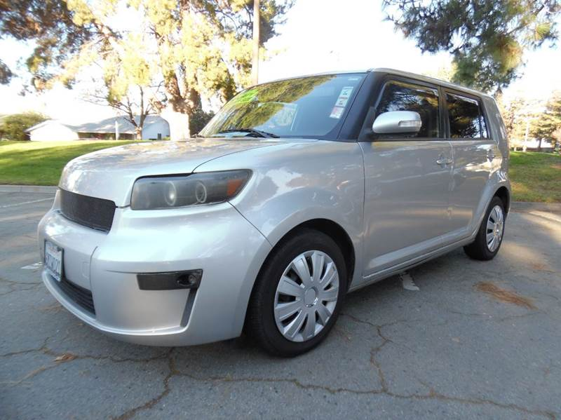2010 SCION XB BASE 4DR WAGON 5M silver need financing we can help call now  call today  call