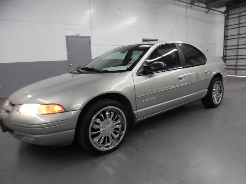 2000 DODGE STRATUS ES 4DR SEDAN silver need financing we can help call now  call today  call