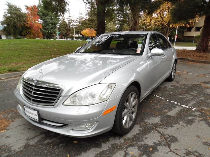 2007 MERCEDES-BENZ S-CLASS S550 4DR SEDAN silver need financing we can help call now  call tod