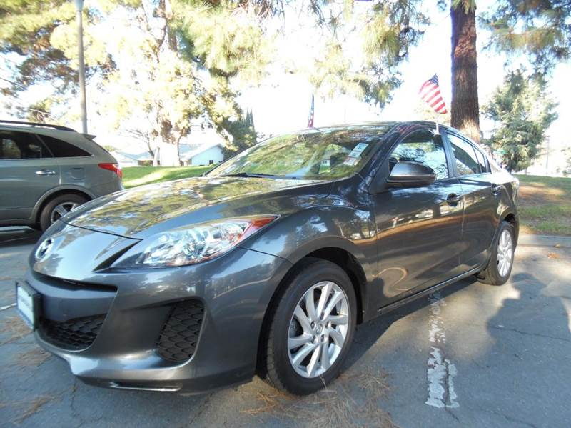 2012 MAZDA MAZDA3 I TOURING 4DR SEDAN 6A black need financing we can help call now  call today