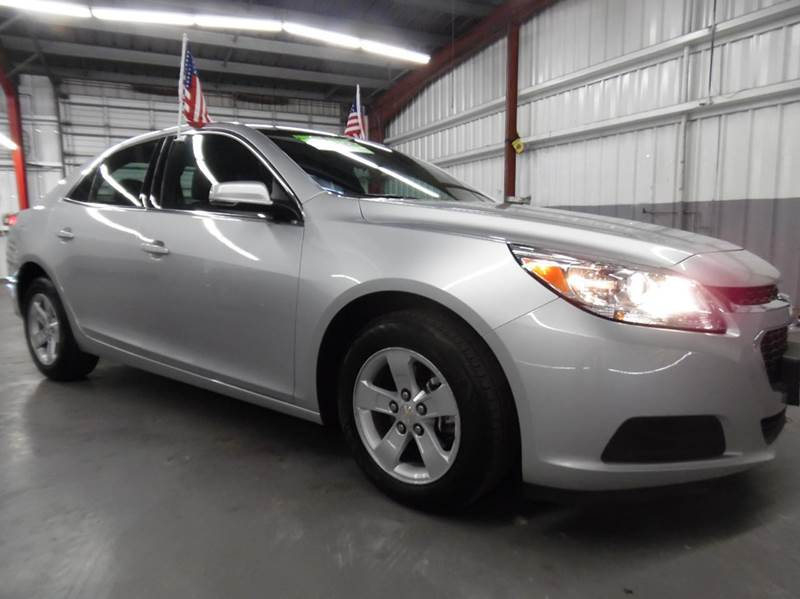 2016 CHEVROLET MALIBU LIMITED LT 4DR SEDAN silver need financing we can help call now  call tod