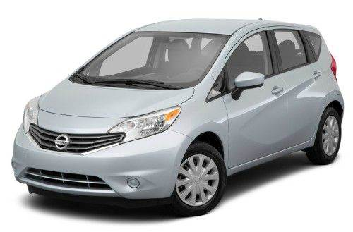 2015 NISSAN VERSA NOTE S PLUS PLUPLU4DR HATCHBACK silver need financing we can help call now