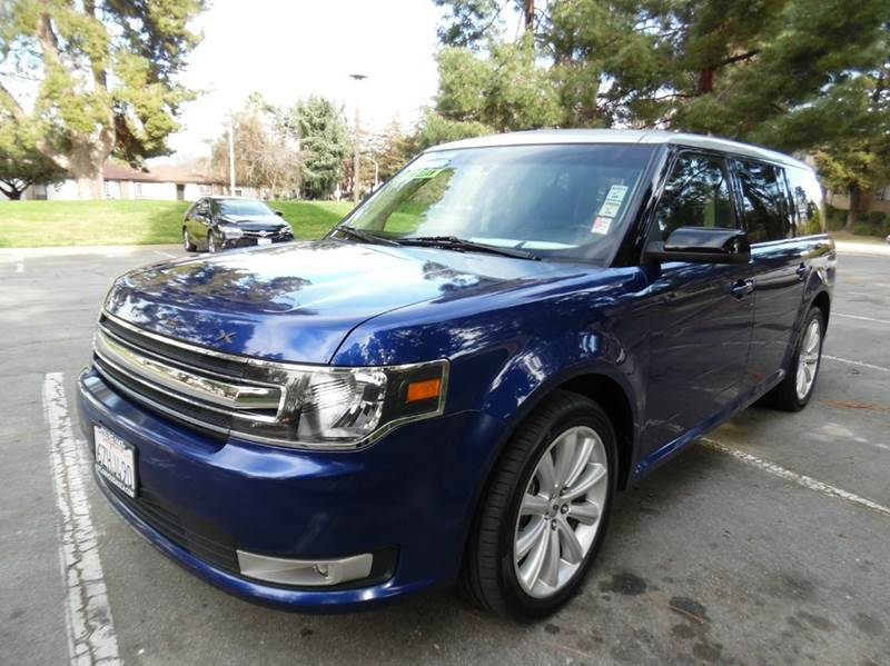 2013 FORD FLEX SEL 4DR CROSSOVER bluesilver need financing we can help call now  call today