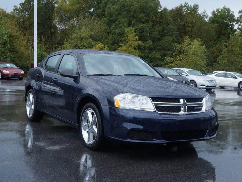 2013 DODGE AVENGER SE 4DR SEDAN blue need financing we can help call now  call today  call th