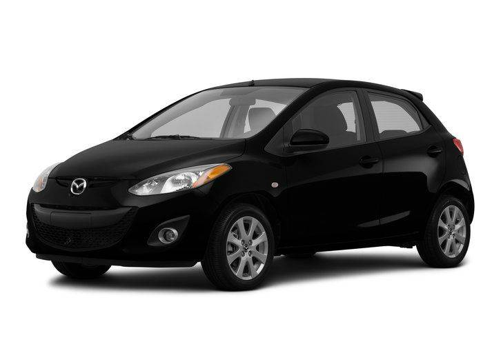 2014 MAZDA MAZDA2 SPORT 4DR HATCHBACK 4A black need financing we can help call now  call today