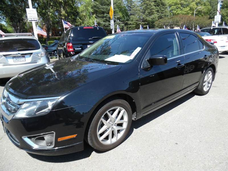 2011 FORD FUSION SEL 4DR SEDAN black need financing we can help call now  call today  call th