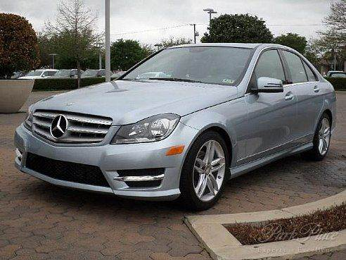 2013 MERCEDES-BENZ C-CLASS C250 LUXURY 4DR SEDAN diamond silver need financing we can help call