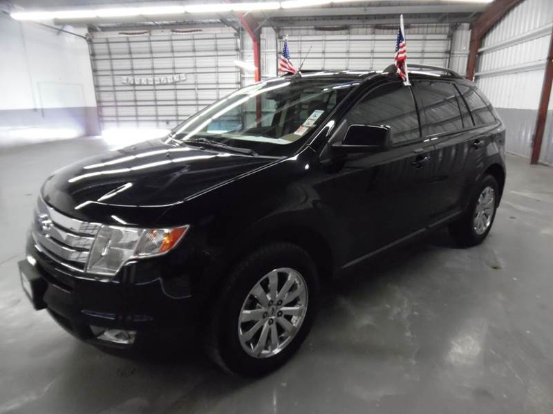 2007 FORD EDGE SEL PLUS AWD 4DR SUV black need financing we can help call now  call today  ca