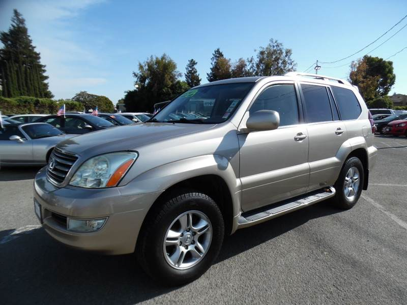 2004 LEXUS GX 470 BASE 4WD 4DR SUV gold need financing we can help call now  call today  call