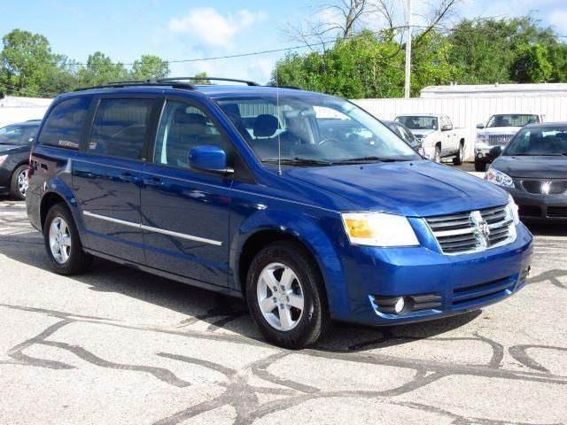 2010 DODGE GRAND CARAVAN SE 4DR MINI VAN blue need financing we can help call now  call today