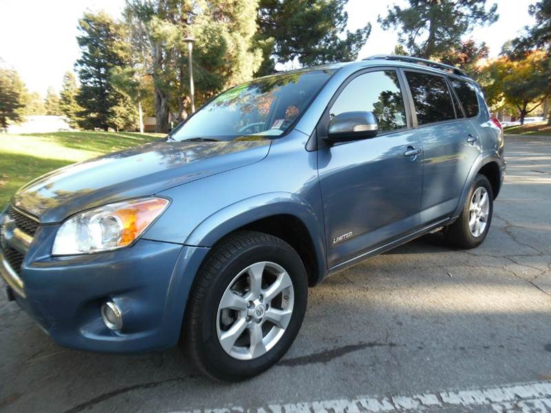2009 TOYOTA RAV4 LIMITED 4X4 4DR SUV V6 blue need financing we can help call now  call today