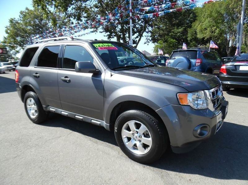 2012 FORD ESCAPE LIMITED 4DR SUV gray need financing we can help call now  call today  call t