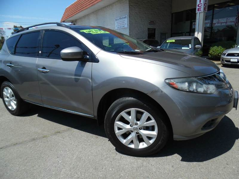 2011 NISSAN MURANO SV 4DR SUV gray need financing we can help call now  call today  call the