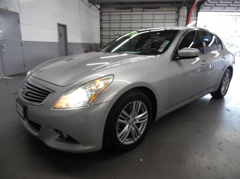 2010 INFINITI G37 SEDAN JOURNEY 4DR SEDAN silver need financing we can help call now  call toda