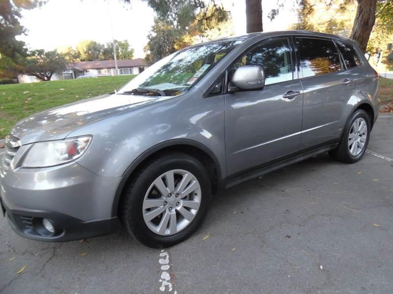 2009 SUBARU TRIBECA LTD 7-PASS AWD 4DR SUV gray need financing we can help call now  call tod