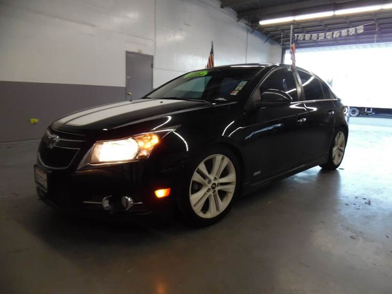 2011 CHEVROLET CRUZE LTZ 4DR SEDAN black need financing we can help call now  call today  call