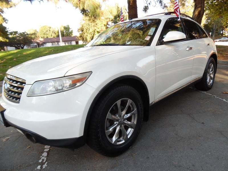 2008 INFINITI FX35 AWD 4DR SUV white need financing we can help call now  call today  call the