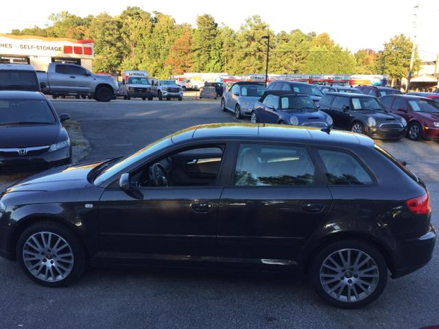 Audi A T Dr Wagon A In Garner NC Atlantic Auto Sales - Audi a3 04 car mats