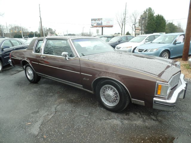 1983 Oldsmobile Delta Eighty-Eight Royale