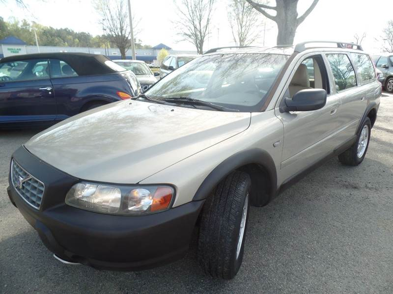 2001 volvo v70 awd 4dr xc turbo wagon in garner nc atlantic auto sales. Black Bedroom Furniture Sets. Home Design Ideas