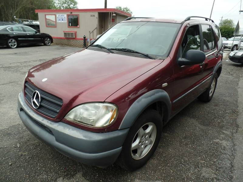 1998 mercedes benz m class ml320 awd 4dr suv in garner nc for Mercedes benz ml320 suv