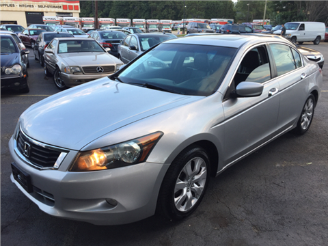 2009 Honda Accord for sale in Garner, NC
