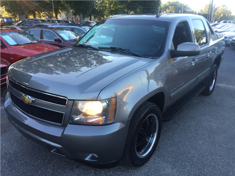 2007 Chevrolet Avalanche for sale in Garner, NC