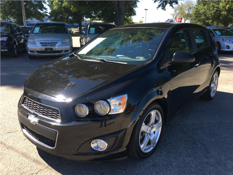 2012 Chevrolet Sonic for sale in Garner, NC