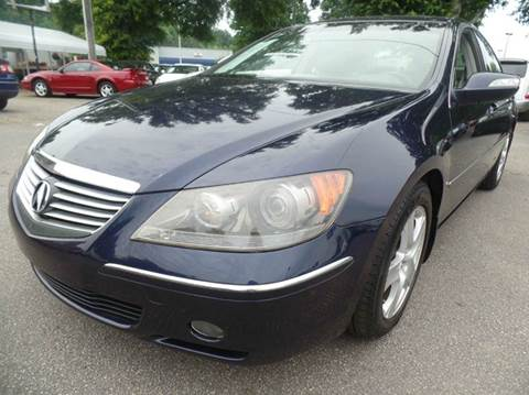 2005 Acura RL for sale in Garner, NC