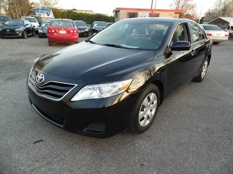 2010 Toyota Camry for sale in Garner, NC