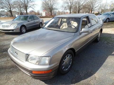 1997 Lexus LS 400 for sale in Garner, NC
