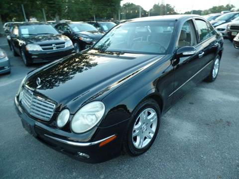 2004 Mercedes-Benz E-Class for sale in Garner, NC