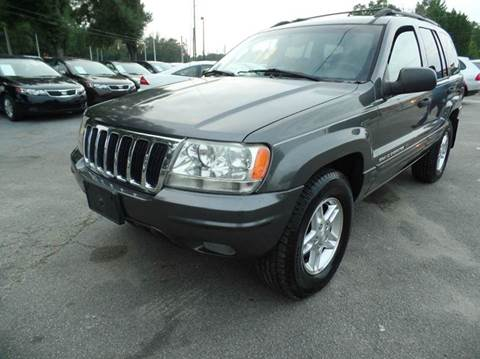 2002 Jeep Grand Cherokee for sale in Garner, NC