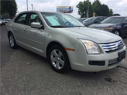 2008 Ford Fusion for sale in Garner, NC
