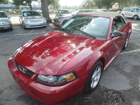 2003 Ford Mustang for sale in Garner, NC