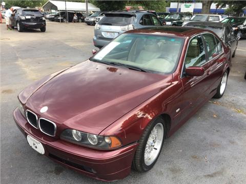 2001 BMW 5 Series for sale in Garner, NC