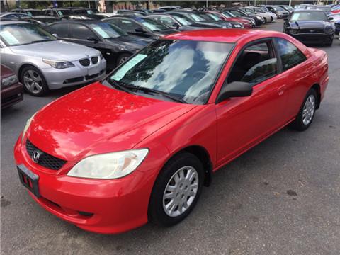2005 Honda Civic for sale in Garner, NC