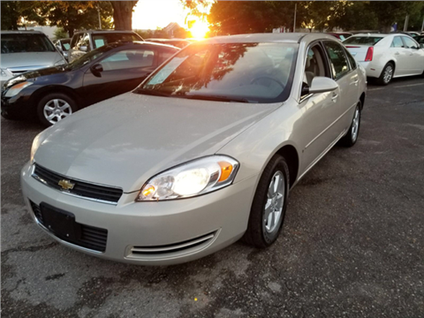 2008 Chevrolet Impala for sale in Garner, NC