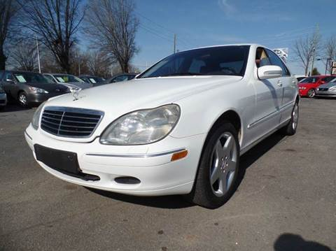2000 Mercedes-Benz S-Class for sale in Garner, NC