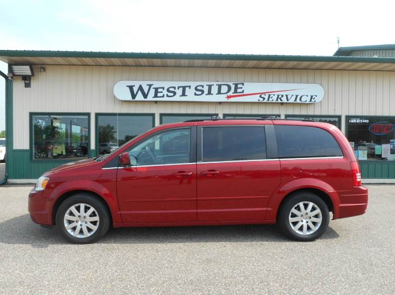 2008 chrysler town and country touring 4dr mini van in auburndale wi westside service inc. Black Bedroom Furniture Sets. Home Design Ideas