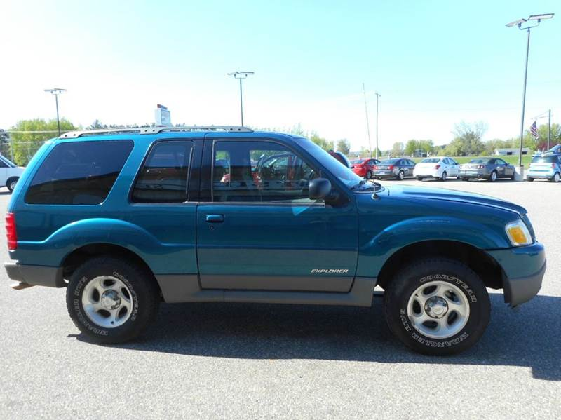 2001 ford explorer sport 4wd 2dr suv in auburndale wi. Black Bedroom Furniture Sets. Home Design Ideas