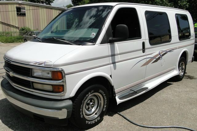 1997 Chevrolet G1500