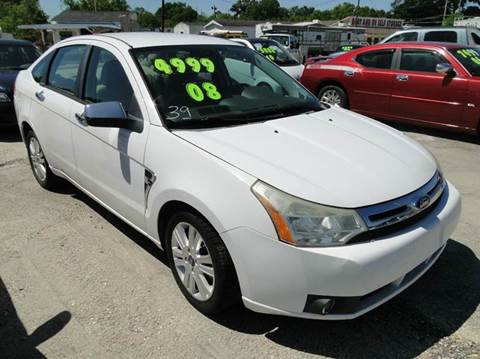 2008 Ford Focus for sale in Baton Rouge, LA