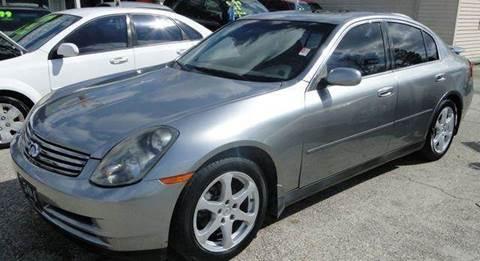 2004 Infiniti G35 for sale in Baton Rouge, LA